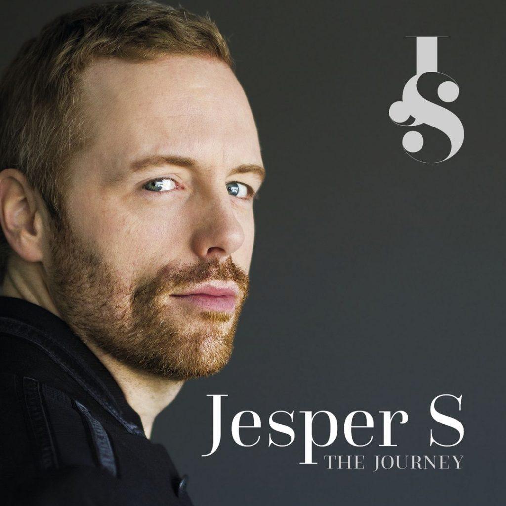 Omslaget till Jesper Sjöbergs cd