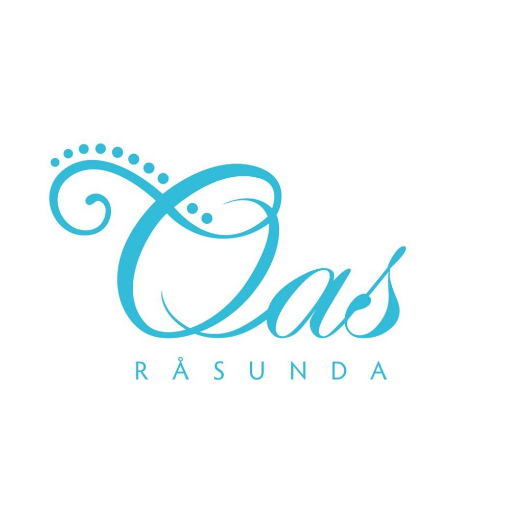 Logotyp Råsunda Oas