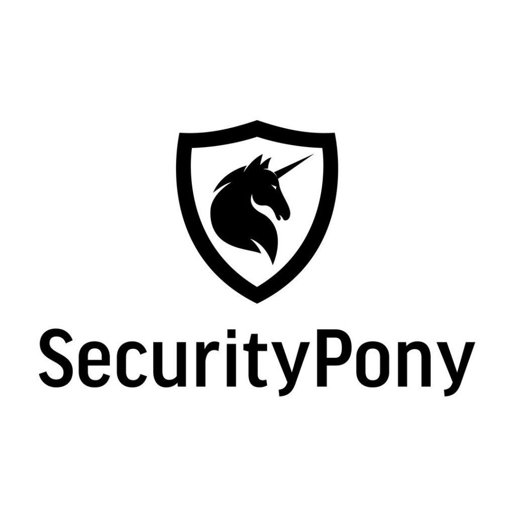 Logotyp SecurityPony